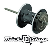 Trickshop Black/Silver Spool Assembly