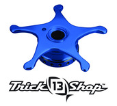 Trickshop Blue/Black Star Drag