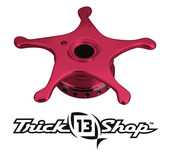 Trickshop Red/Black Star Drag