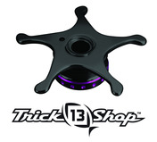 Trickshop Black/Purple Star Drag