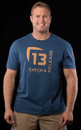 Catch & Release T-Shirt Extra Large picture