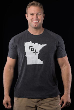 Onyx State T-Shirt Minnesota Large picture