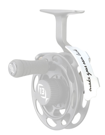 Black Betty Ice Reel Fender
