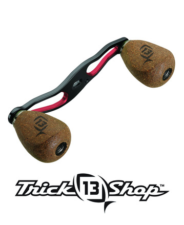 Trickshop Black/Red Handle Assembly picture