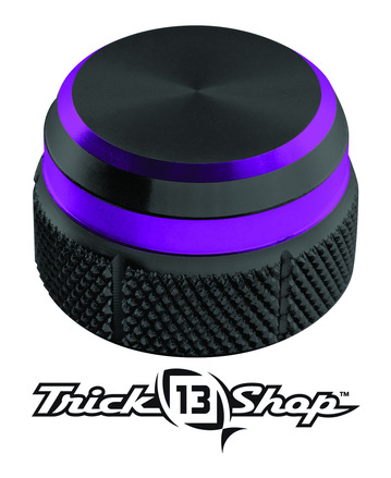 Trickshop Black/Purple Cast Control Cap picture