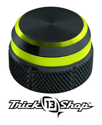 Trickshop Black/Yellow Cast Control Cap picture