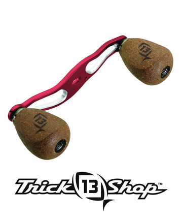 Trickshop Red/Silver Handle Assembly picture