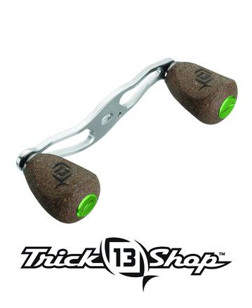 Trickshop Lime Handle Knob Caps picture