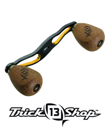 Trickshop Black/Gold Handle Assembly picture