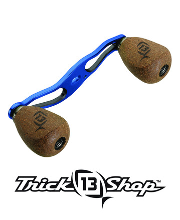 Trickshop Blue/Black Handle Assembly picture