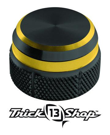 Trickshop Black/Gold Cast Control Cap picture