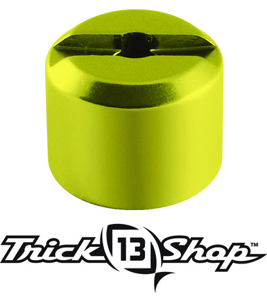 Trickshop Yellow Line Guide Cap picture