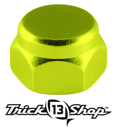 Trickshop Yellow Handle Nut picture