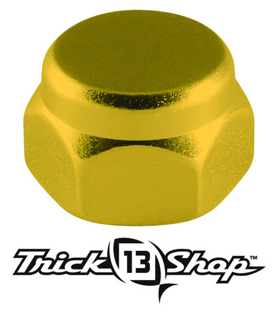 Trickshop Gold Handle Nut picture