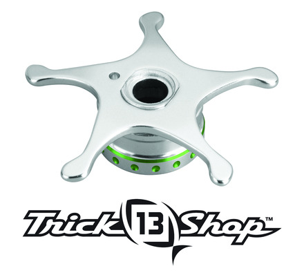 Trickshop Silver/Lime Star Drag picture