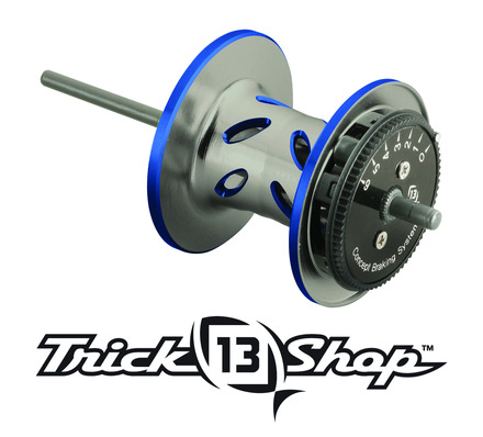 Trickshop Gunsmoke/Blue Spool Assembly picture