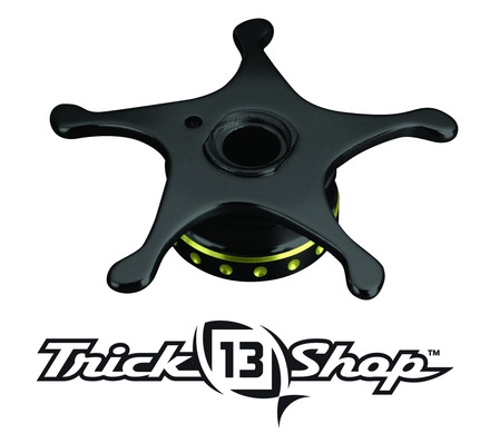 Trickshop Black/Yellow Star Drag picture