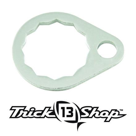 Trickshop Silver Handle Nut Lock picture