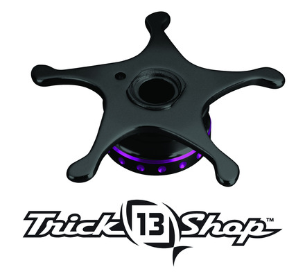 Trickshop Black/Purple Star Drag picture