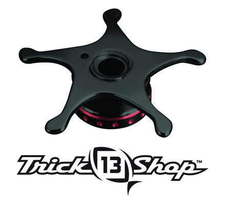 Trickshop Black/Red Star Drag picture