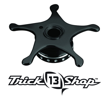 Trickshop Black/Silver Star Drag picture