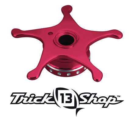 Trickshop Red/Silver Star Drag picture