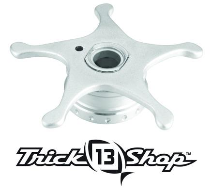 Trickshop Brushed Silver Star Drag picture