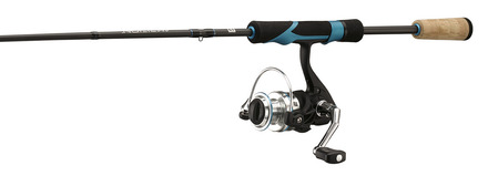 "Ambition 4'6"" ML Spinning Rod and Reel Combo picture"