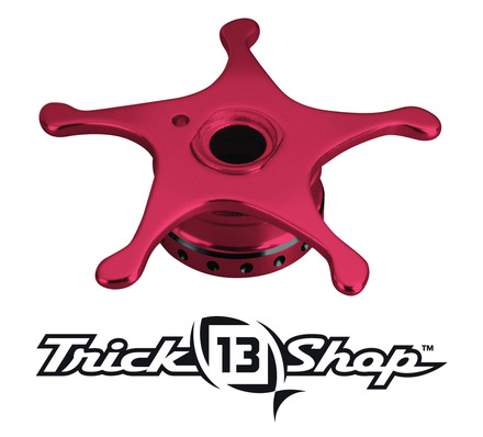 Trickshop Red/Black Star Drag picture