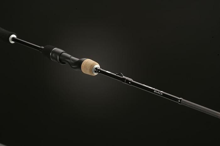 Defy black 7 39 1 mh spinning rod 13 fishing for 13 fishing defy black