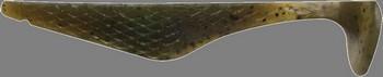5'' DOUBLE DIAMOND SWIMMER #524 GREEN PUMPKIN picture