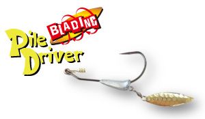 Blading Pile Driver  Silver 4/0 picture