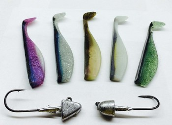 SWIMBAIT KITS ASSORTED COLORS picture