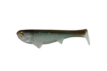 "Boom Boom Weedless Swimbait 4.5"" 0.6 oz #561 GHOST RIDER picture"