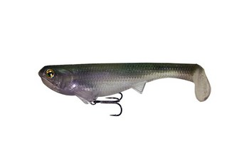 "Boom Boom Rigged Swimbait 6"" 1.8oz #565 GHOST MINNOW picture"