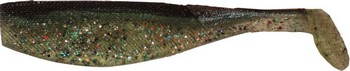 """5"""" Jumbo Shad   #T57 Green Back Chovy picture"""