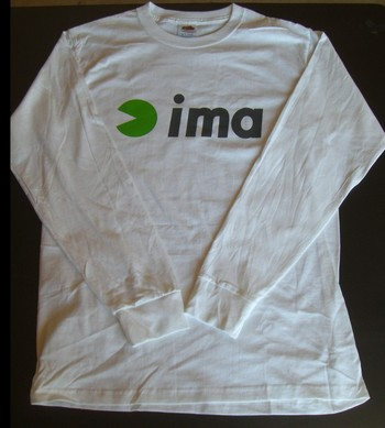 Long Sleeve White IMA   L picture
