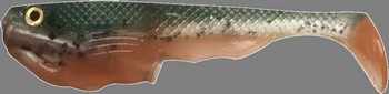 2 PIECE PACKAGE 3'' Baby Line Thru #542 TILAPIA picture