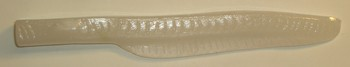 """12"""" EEL #209 Pearl White picture"""