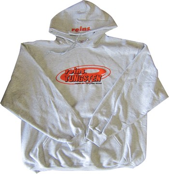 REINS Light Gray Hoodie / XL picture