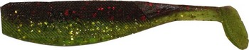 """3"""" Shad   #256 Black Gold picture"""