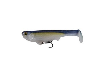 """Boom Boom Rigged Swimbait 6"""" 1.8oz #555 SEXY SHAD picture"""