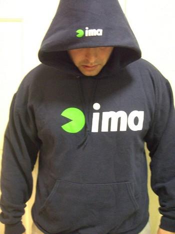 IMA Dark Hoodie / XL picture