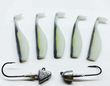 SWIMBAIT KITS SEXY SHAD picture
