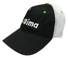 ima Hat White/Black