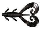 "2"" G-Tail Twin #011 Black"