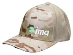 ima FLEXFIT  MULTICAM TRUCKER MESH CAP