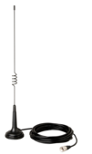 HG A1000 21 Inch Low Profile Magnet Mount CB Antenna