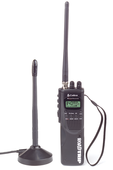 HH ROAD TRIP Hand Held 40 Channel CB Radio with Mobile Antenna