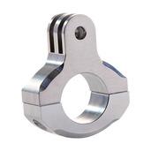 Aluminum Billet Clamp for 7/8�� Tubing �� Titanium Anodized